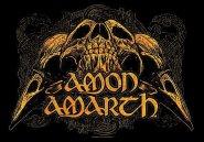 Flagge Amon Amarth Ravenskull