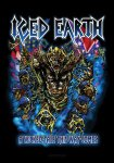 Flagge Iced Earth A wicked Tale this Way comes