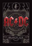 Flagge AC/DC Black Ice