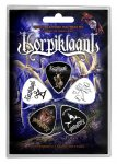Plektrum Set Korpiklaani Classic Designs