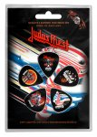 Plektrum Set Judas Priest Classic Album Cover