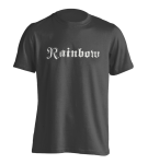 T-Shirt Rainbow Vintage Logo