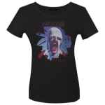Girlie Shirt Scorpions Blackout