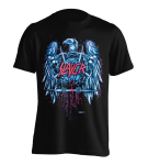 T-Shirt Slayer Black Eagle