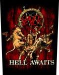 Rückenaufnäher Slayer Hell Awaits