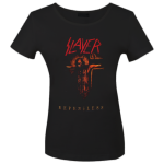 Girlie Shirt Slayer Crucifix