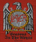 kleiner Aufnäher Slayer Seasons in the Abyss