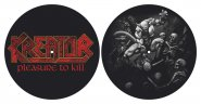 Slipmat Kreator Pleasure to Kill
