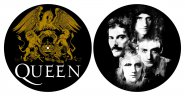 Slipmat Queen Crest