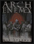 kleiner Aufnäher Arch Enemy War Eternal