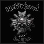 kleiner Aufnäher Motörhead Bad Magic