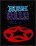 kleiner Aufnäher Rush 2112