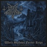 kleiner Aufnäher Dark Funeral Where Shadows forever Reign