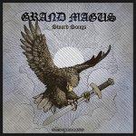 kleiner Aufnäher Grand Magus Sword Songs