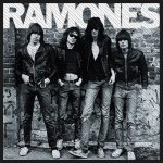 kleiner Aufnäher Ramones 76