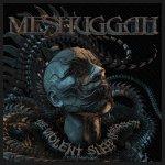 kleiner Aufnäher Meshuggah Head