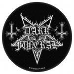 kleiner Aufnäher Dark Funeral Circular Logo