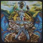kleiner Aufnäher Sepultura Machine Messiah