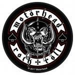kleiner Aufnäher Motörhead Biker Badge