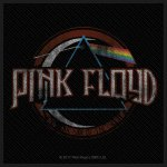 kleiner Aufnäher Pink Floyd Distressed Dark Side of the Moon