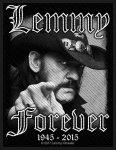 kleiner Aufnäher Motörhead Lemmy Forever