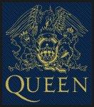 kleiner Aufnäher Queen Crest