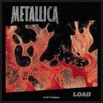 kleiner Aufnäher Metallica Load
