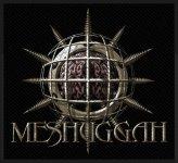 kleiner Aufnäher Meshuggah Chaosphere