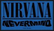 kleiner Aufnäher Nirvana Nevermind