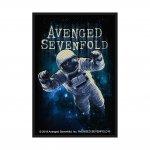 kleiner Aufnäher Avenged Sevenfold The Stage