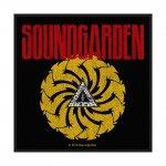 kleiner Aufnäher Soundgarden Badmotorfinger