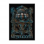 kleiner Aufnäher Meshuggah 5 Faces