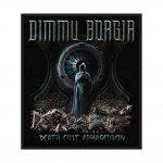 kleiner Aufnäher Dimmu Borgir Deathcult Armageddon