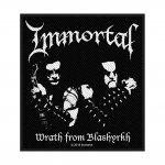 kleiner Aufnäher Immortal Wrath from Blashyrkh