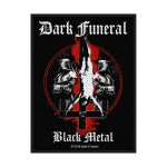 kleiner Aufnäher Dark Funeral Black Metal