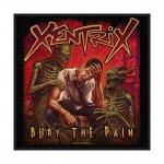 kleiner Aufnäher Xentrix Bury the Pain