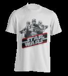 T-Shirt Star Wars Retro Phasma