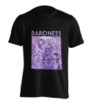 T-Shirt Baroness Purple Album