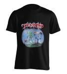 T-Shirt Tankard One Foot in the Grave L