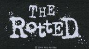 kleiner Aufnäher The Rotted Logo