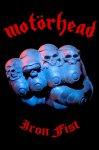 Flagge Motörhead Iron Fist