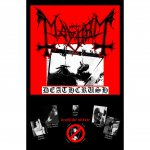 Flagge Mayhem Deathcrush