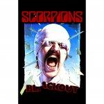 Flagge Scorpions Blackout