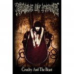 Flagge Cradle of Filth Cruelty and the Beast