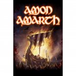 Flagge Amon Amarth 1000 Burning Arrows