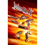 Flagge Judas Priest Firepower