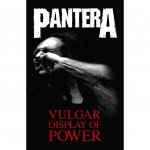 Flagge Pantera Vulgar Display auf Power