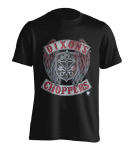 T-Shirt The Walking Dead Dixons Choppers