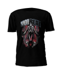 T-Shirt Volbeat King & Skulls
