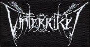 kleiner Aufnäher VINTERRIKET Logo ( gestickt )